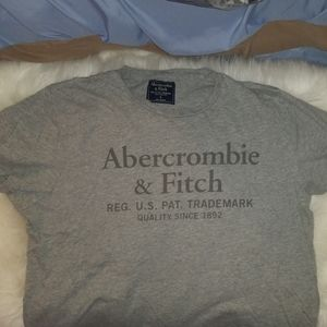 Abercrombie Gray shirt